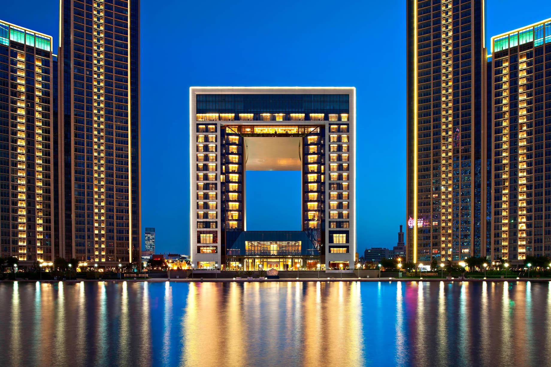 The St. Regis Tianjin Luxury Hotel - Tianjin, China