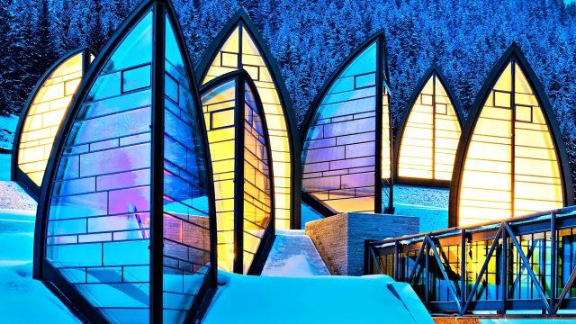 Tschuggen Grand Luxury Hotel - Arosa, Switzerland