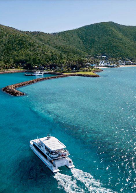 InterContinental Hayman Island Resort - Whitsunday Islands, Australia - Arrival