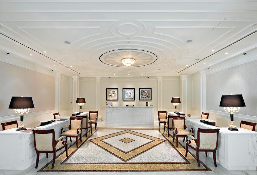 Palazzo Versace Dubai Hotel - Jaddaf Waterfront, Dubai, UAE - Welcome