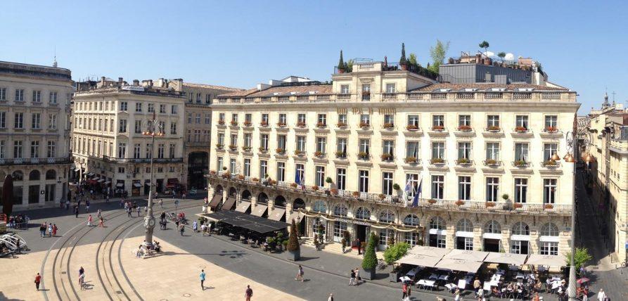 InterContinental Bordeaux Le Grand Hotel - Bordeaux, France - Exterior