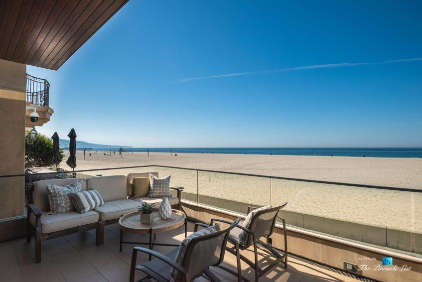 732 The Strand, Hermosa Beach, CA, USA - Strand Balcony View