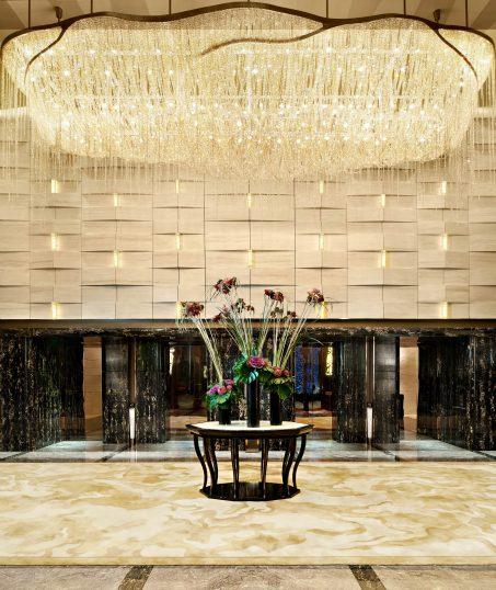 The St. Regis Shenzhen Luxury Hotel - Shenzhen, China - Lobby
