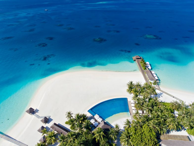 Velassaru Maldives Luxury Resort – South Male Atoll, Maldives - Infinity Pool