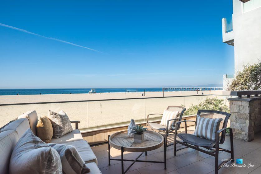 732 The Strand, Hermosa Beach, CA, USA - Strand Balcony Ocean View