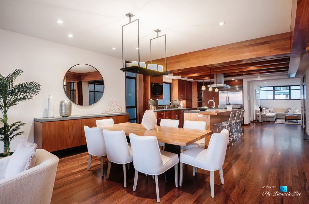 732 The Strand, Hermosa Beach, CA, USA - Dining Room and Kitchen