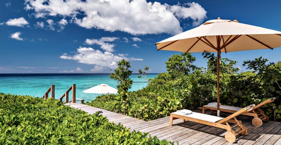 Amanyara Luxury Resort - Providenciales, Turks and Caicos Islands - Beach Access