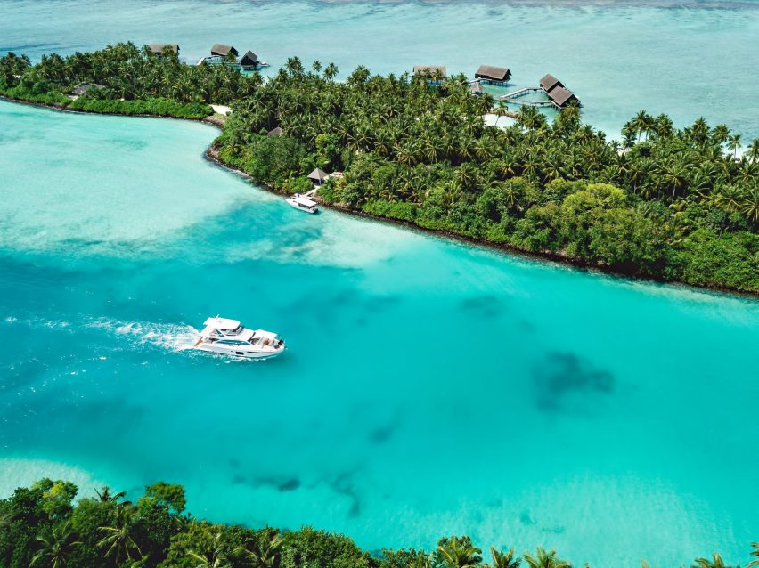 One&Only Reethi Rah Luxury Resort - North Male Atoll, Maldives - Boat Arrival
