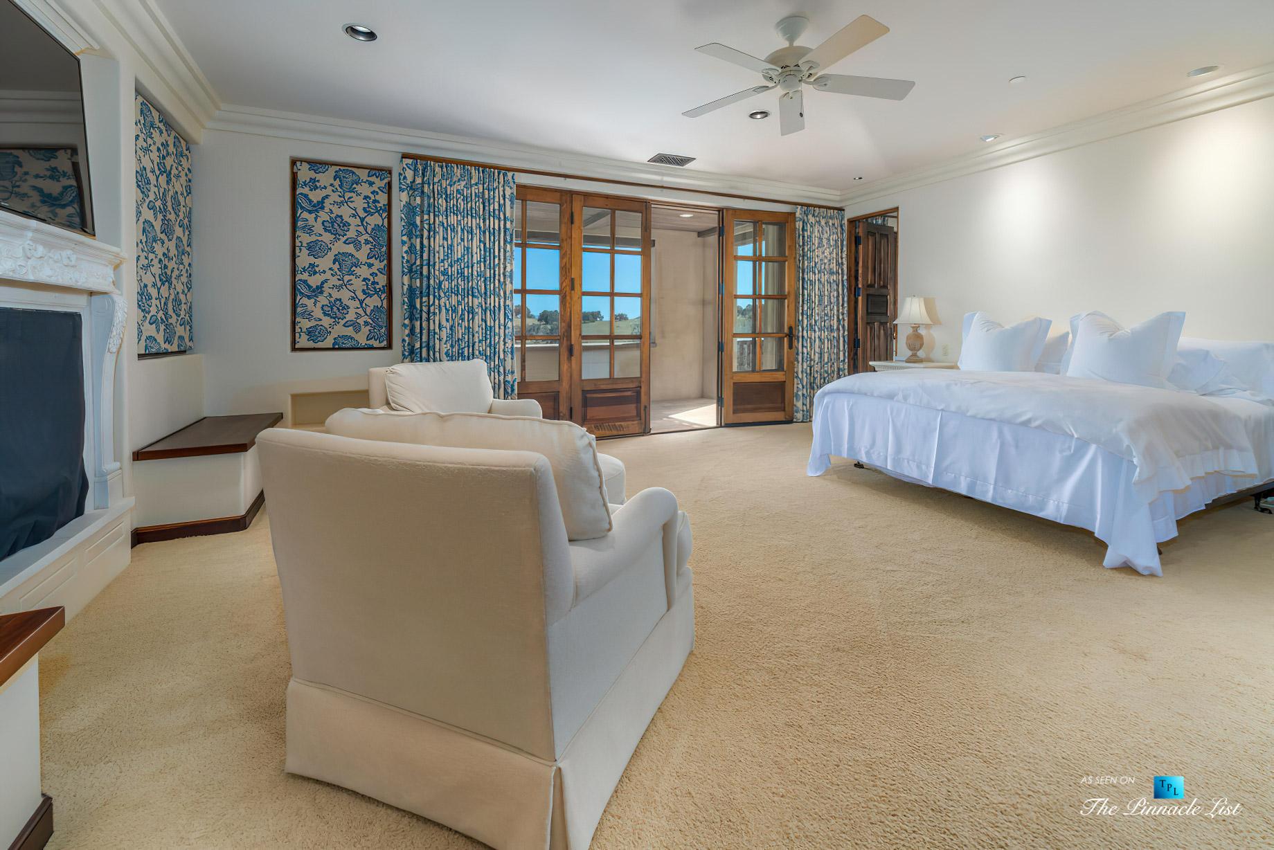 2667 Via De Los Ranchos, Los Olivos, CA, USA – Master Bedroom