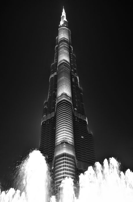 Armani Hotel Dubai - Burj Khalifa, Dubai, UAE - Burj Khalifa Tower