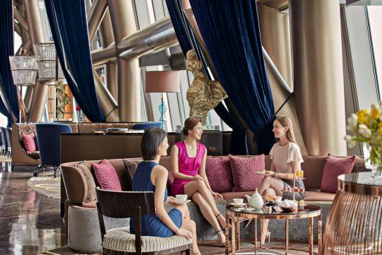 The St. Regis Shenzhen Luxury Hotel - Shenzhen, China - Lounge