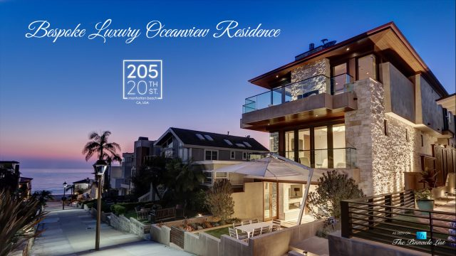 Bespoke Luxury Oceanview Residence - 205 20th St, Manhattan Beach, CA, USA