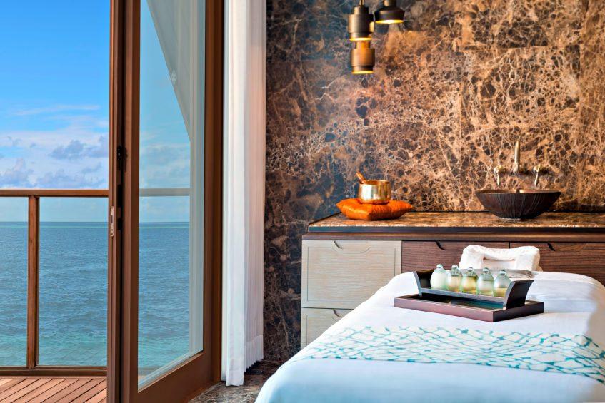 The St. Regis Maldives Vommuli Luxury Resort - Dhaalu Atoll, Maldives - John Jacob Astor Estate Spa