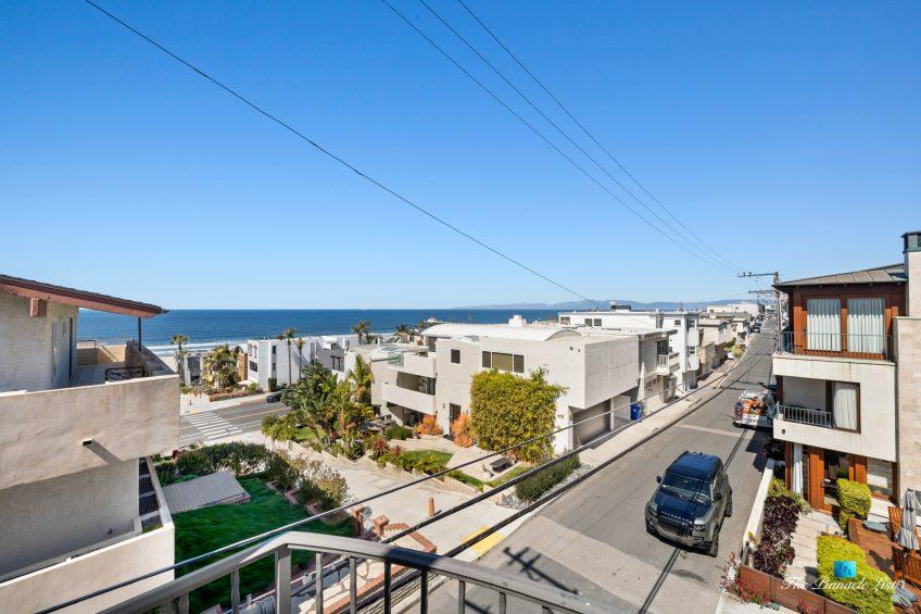 216 7th St, Manhattan Beach, CA, USA - Luxury Real Estate - Coastal Villa Home - Balcony View