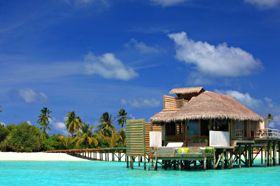 Six Senses Laamu Luxury Resort - Laamu Atoll, Maldives - Lagoon Water Villa