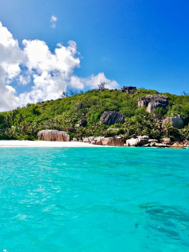 Six Senses Zil Pasyon Luxury Resort - Felicite Island, Seychelles - Turquoise Ocean Water