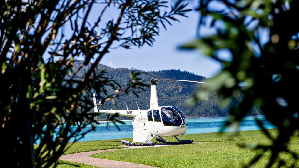 InterContinental Hayman Island Resort - Whitsunday Islands, Australia - Bespoke Helicopter Tours