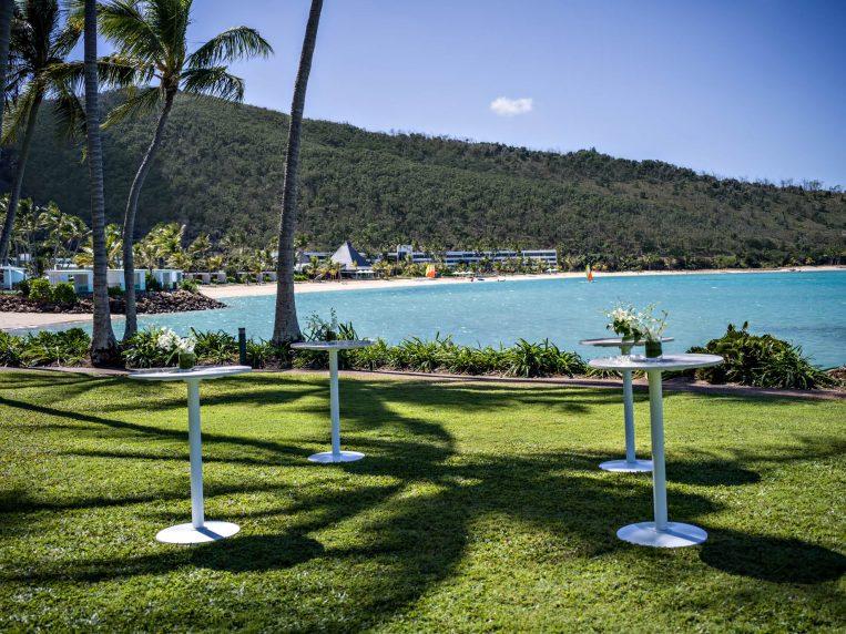 InterContinental Hayman Island Resort - Whitsunday Islands, Australia - Cocktail Event Coconut Grove