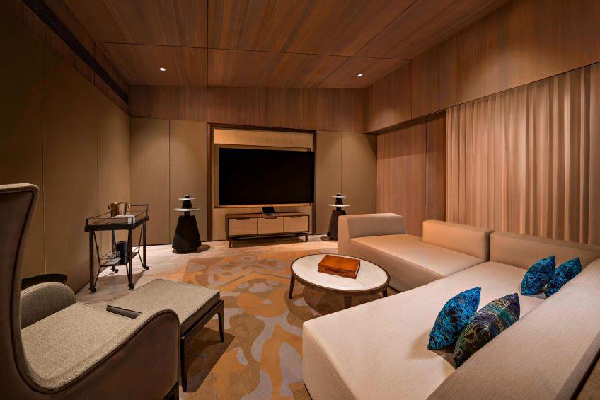 The St. Regis Maldives Vommuli Luxury Resort - Dhaalu Atoll, Maldives - John Jacob Astor Estate Theater