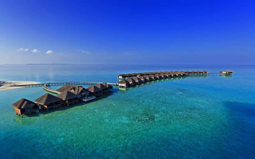 Velassaru Maldives Luxury Resort – South Male Atoll, Maldives - Over Water Bungalows