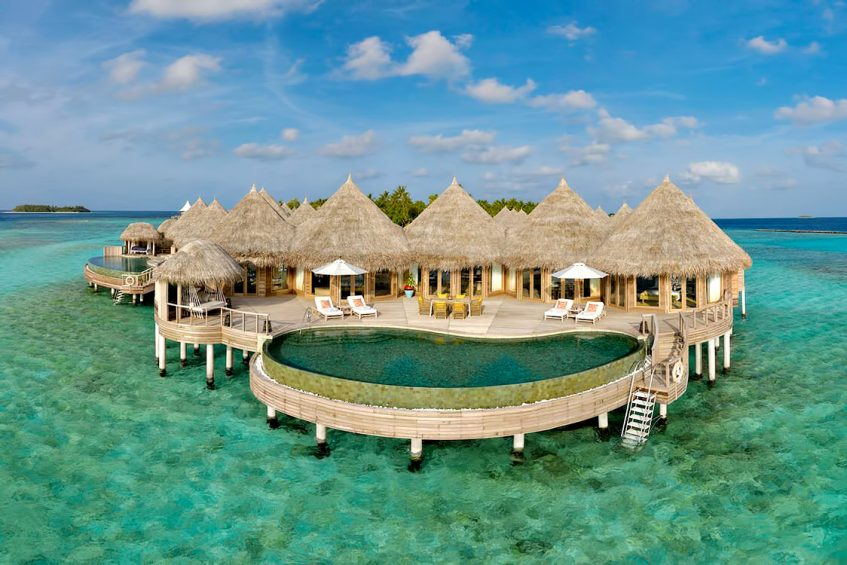 The Nautilus Maldives Luxury Resort - Thiladhoo Island, Maldives - The Nautilus Retreat With Private Pool