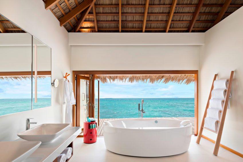 W Maldives Luxury Resort - Fesdu Island, Maldives - Wow Ocean Escape Interior