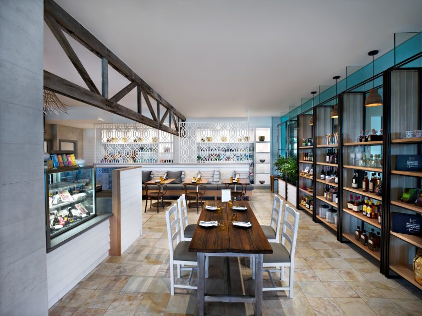 InterContinental Hayman Island Resort - Whitsunday Islands, Australia - Grove Cafe