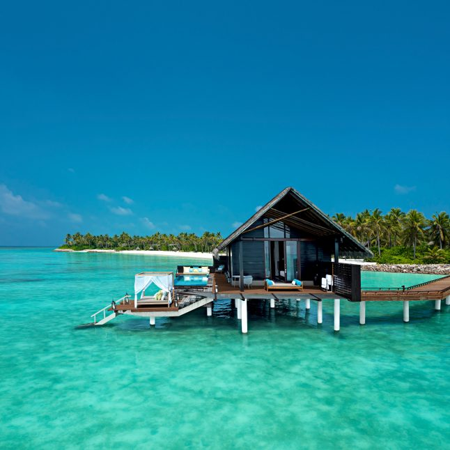 One&Only Reethi Rah Luxury Resort - North Male Atoll, Maldives - Overwater Villa with Infinity Pool