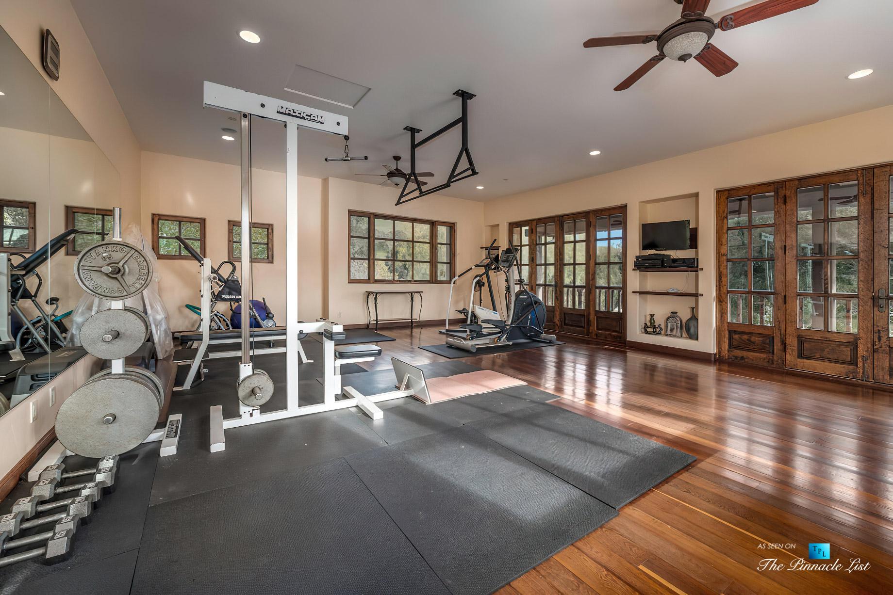 2667 Via De Los Ranchos, Los Olivos, CA, USA – Gym