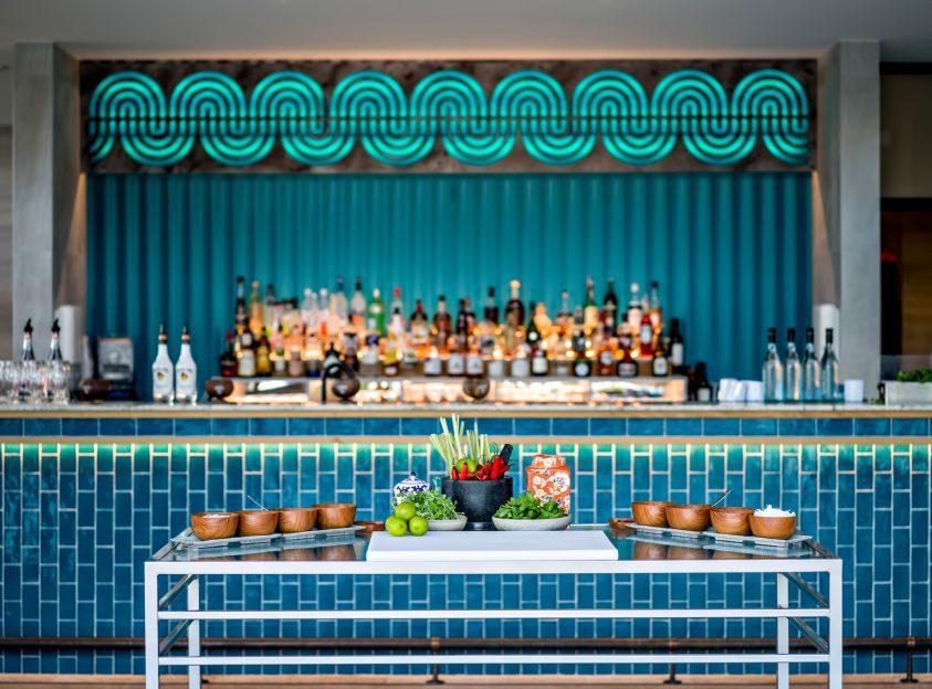 InterContinental Hayman Island Resort - Whitsunday Islands, Australia - Cooking Class Bam Bam Restaurant