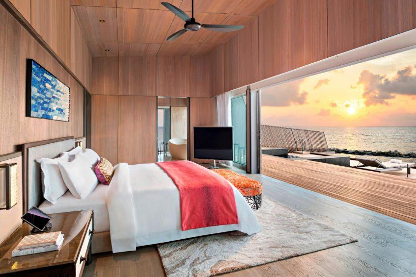 The St. Regis Maldives Vommuli Luxury Resort - Dhaalu Atoll, Maldives - John Jacob Astor Estate Sunset