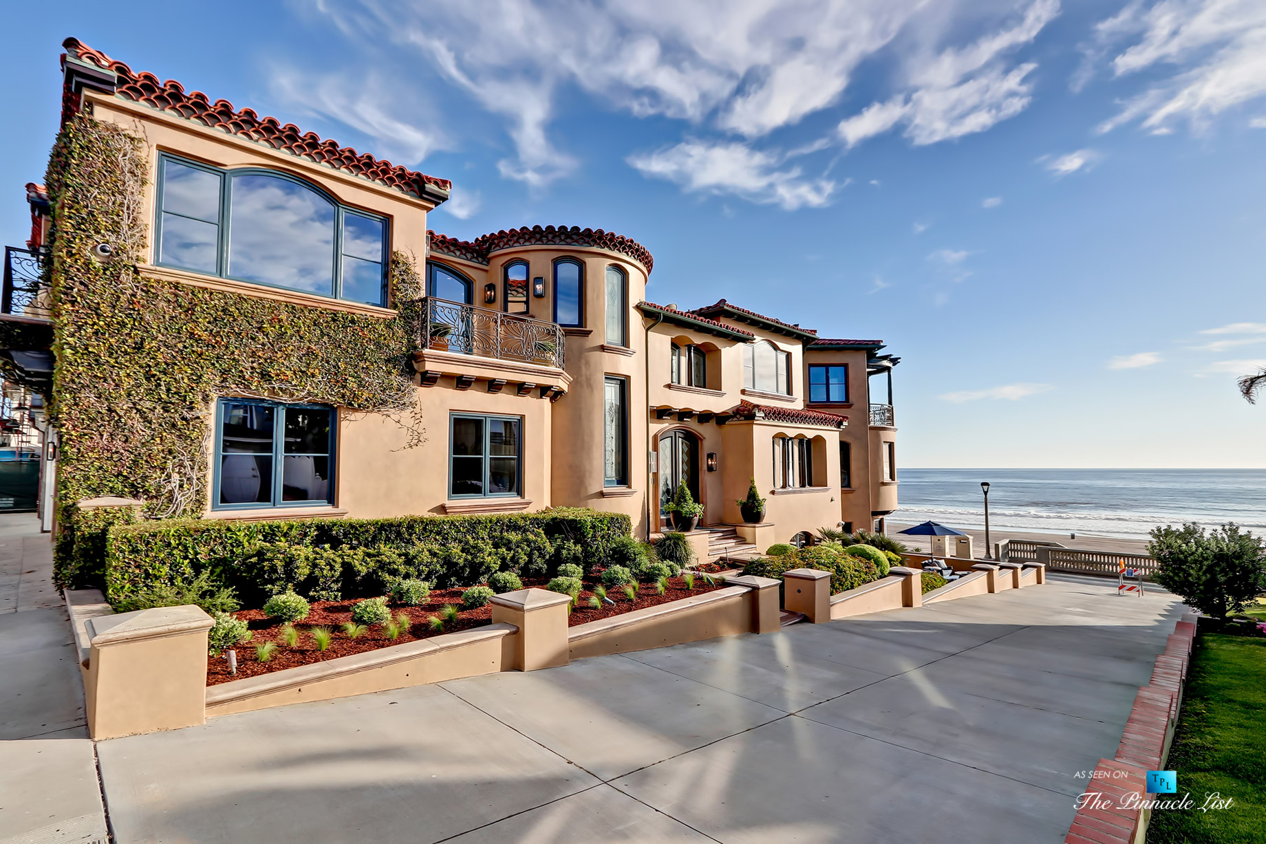 Ultimate California Luxury Living - 1920 The Strand, Manhattan Beach, CA, USA - Front View