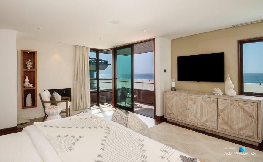 732 The Strand, Hermosa Beach, CA, USA - Master Bedroom Oceanview