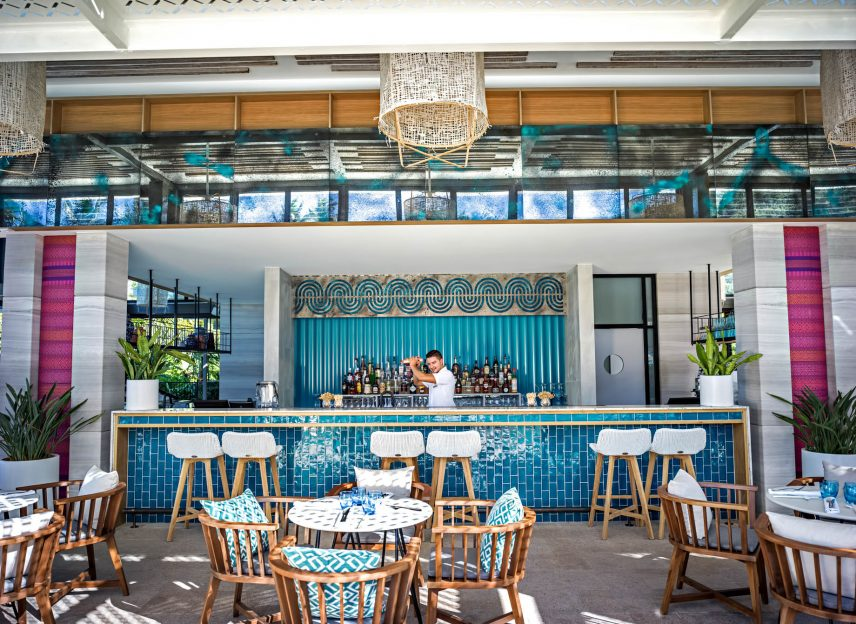 InterContinental Hayman Island Resort - Whitsunday Islands, Australia - Bam Bam Restaurant