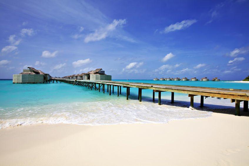 Six Senses Laamu Luxury Resort - Laamu Atoll, Maldives - Overwater Villa Boardwalk