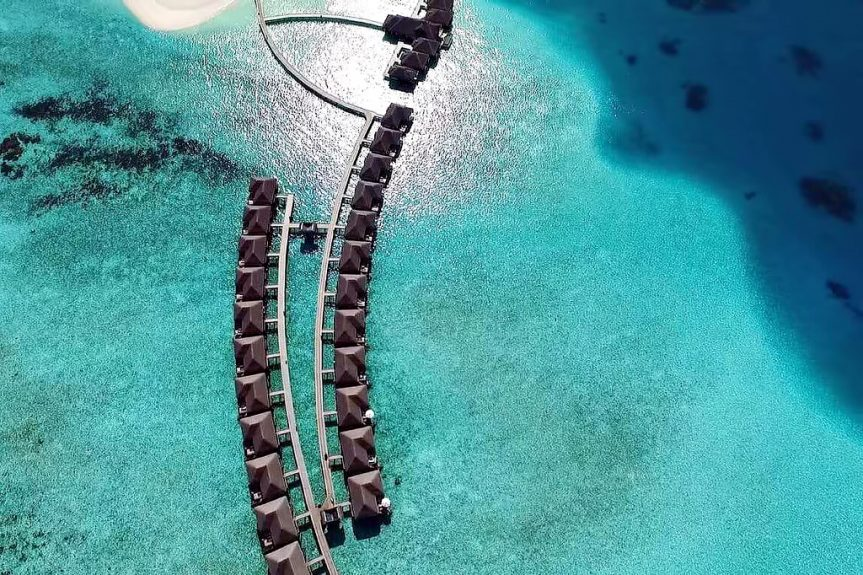 Velassaru Maldives Luxury Resort – South Male Atoll, Maldives - Over Water Suites