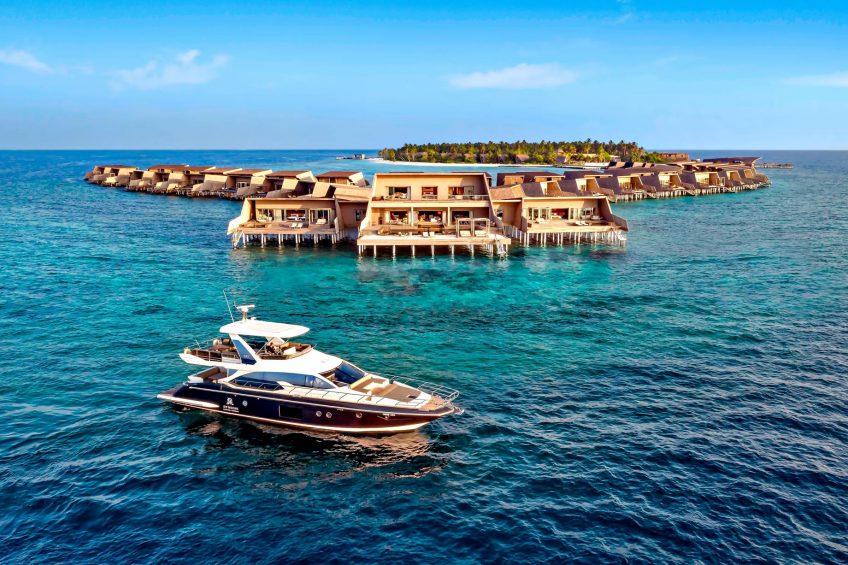 The St. Regis Maldives Vommuli Luxury Resort - Dhaalu Atoll, Maldives - Norma and John Jacob Astor Estate
