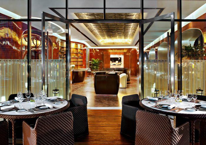 The St. Regis Tianjin Luxury Hotel - Tianjin, China - Riviera Restaurant