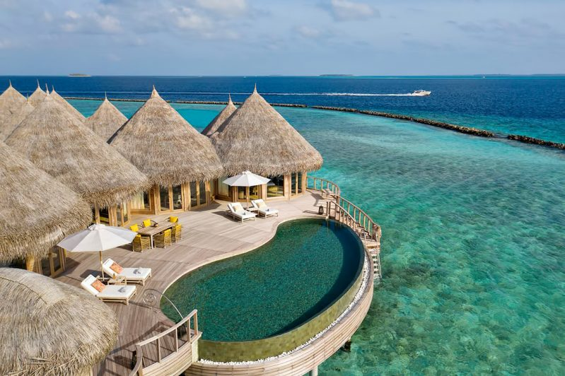 The Nautilus Maldives Luxury Resort - Thiladhoo Island, Maldives - The Nautilus Retreat Pool