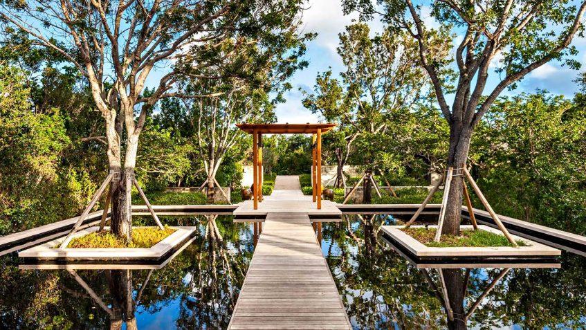 Amanyara Luxury Resort - Providenciales, Turks and Caicos Islands - Artist Ocean Villa