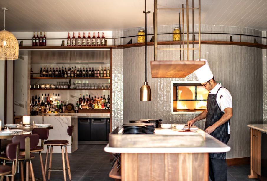 InterContinental Hayman Island Resort - Whitsunday Islands, Australia - Amici Trattoria Restaurant