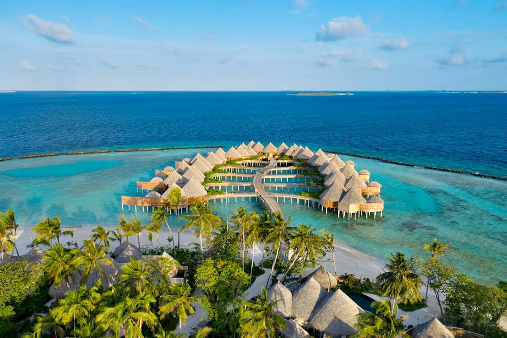 The Nautilus Maldives Luxury Resort - Thiladhoo Island, Maldives - Over Water Ocean Residences