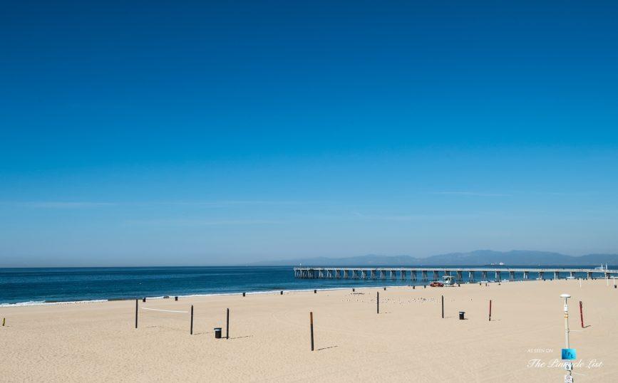 732 The Strand, Hermosa Beach, CA, USA - Pier Oceanview