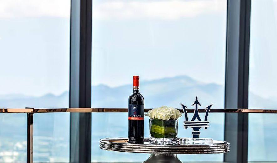 The St. Regis Shenzhen Luxury Hotel - Shenzhen, China - Elegance