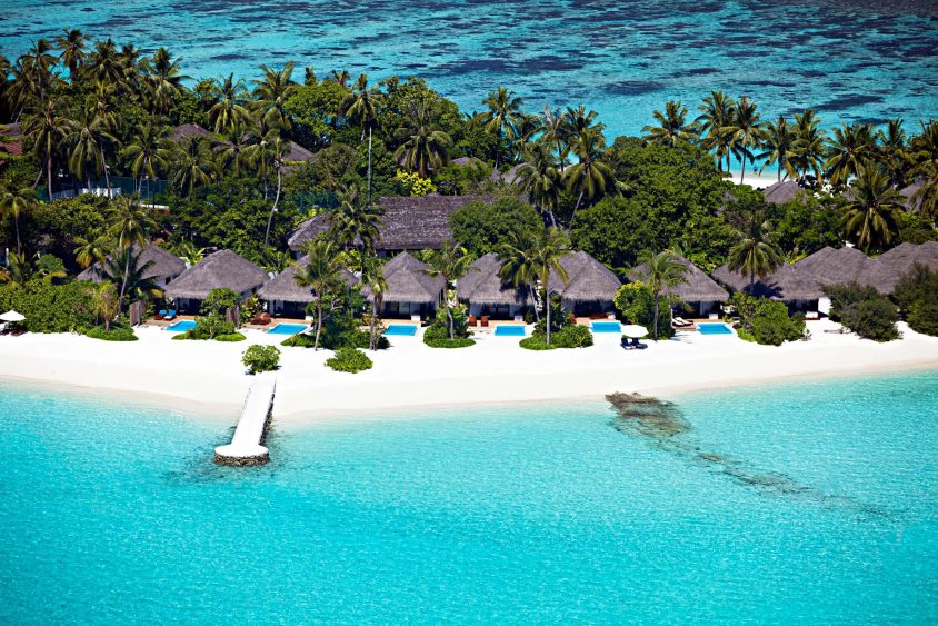 Velassaru Maldives Luxury Resort – South Male Atoll, Maldives - White Sand Beach