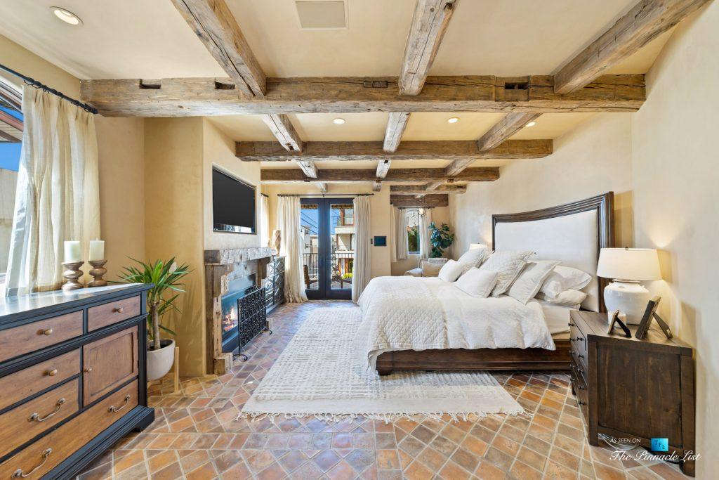 216 7th St, Manhattan Beach, CA, USA - Luxury Real Estate - Coastal Villa Home - Master Bedroom