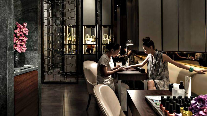 Regent Shanghai Pudong Luxury Hotel - Shanghai, China - Nail Salon