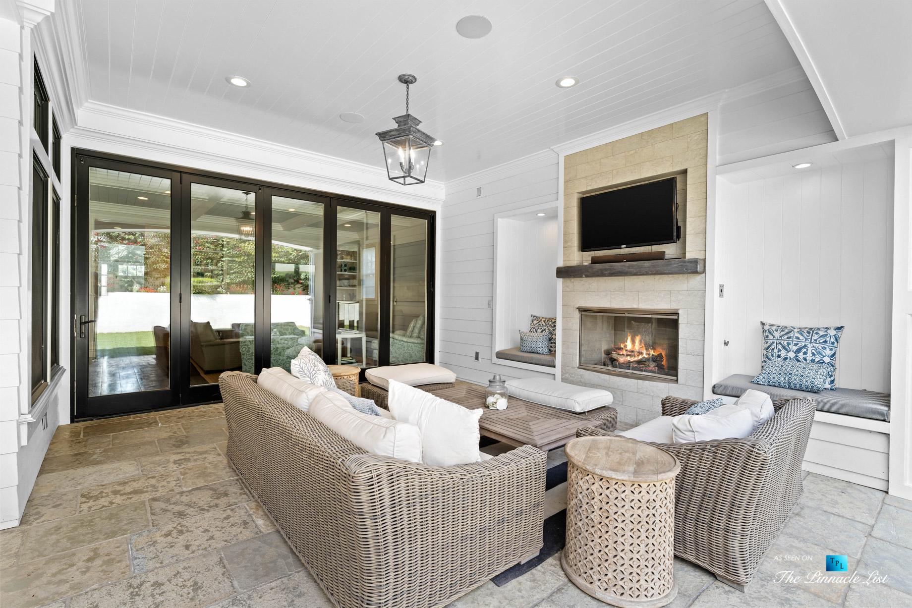 1412 Laurel Ave, Manhattan Beach, CA, USA – Backyard Lounge