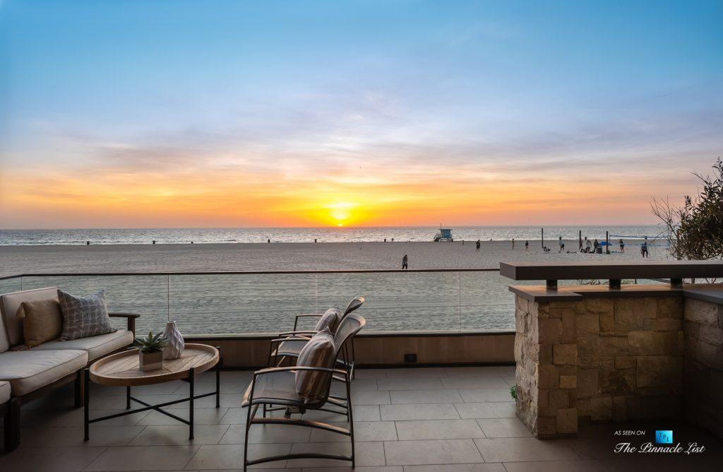 732 The Strand, Hermosa Beach, CA, USA - Beachfront Sunset Oceanview