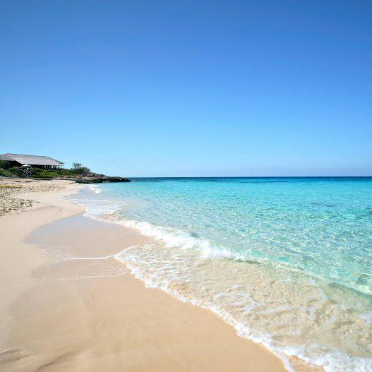 Amanyara Luxury Resort - Providenciales, Turks and Caicos Islands - Private Beach